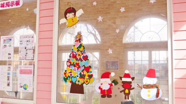♪クリスマス店内装飾♪