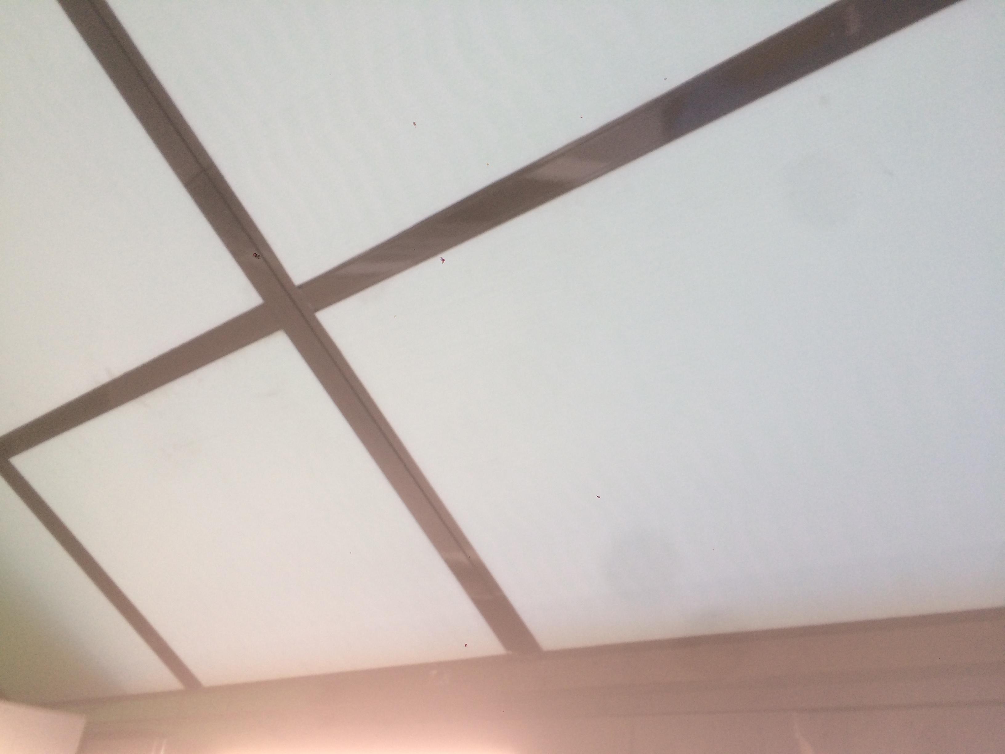 中央区ビル サンルーム改修工事
