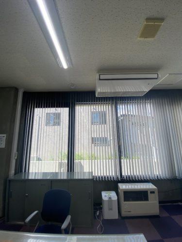 業務用エアコン設置工事